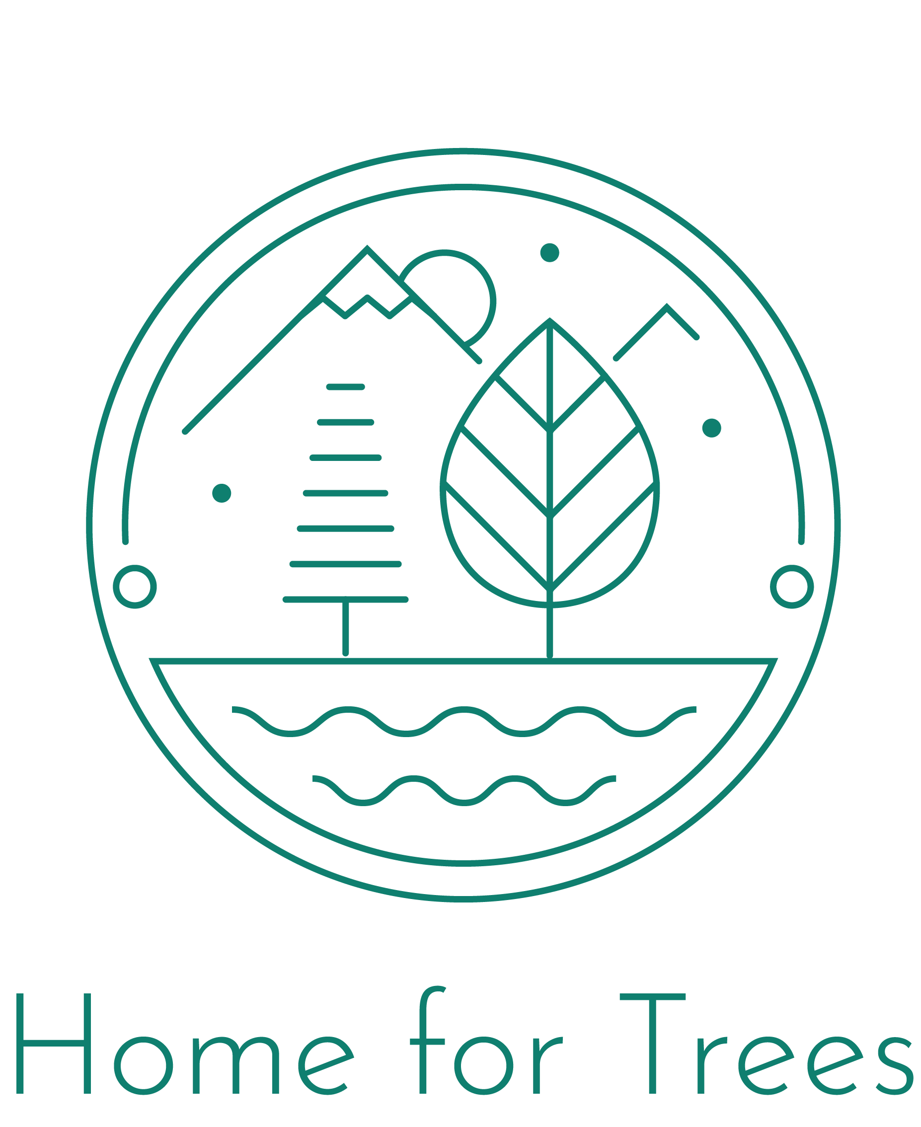 Home for Trees - logo